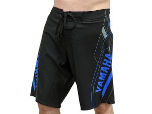 2 IN 1 RIDE SHORT - BLUE