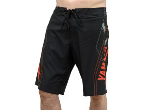 2 IN 1 RIDE SHORT - RED