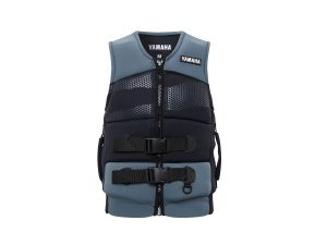 PFD50 MENS CARBON PFD VEST WITH HANDLES