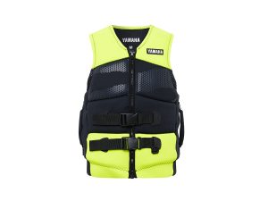 PFD50 MENS CARBON VEST WITH HANDLES YELLOW