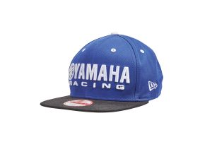 YAMAHA RACING NEW ERA FLATBILL CAP